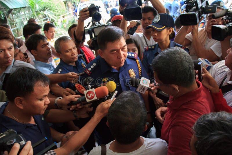 Download Rolnicy Protestują W Manila, Filipiny Obraz Stock Editorial - Obraz złożonej z protest, tłum: 28962299