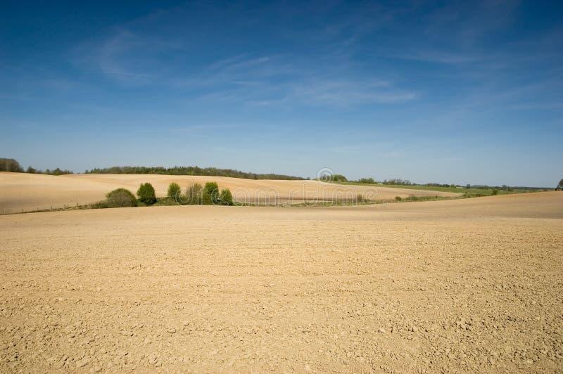 rolniczy krajobraz zdjęcia royalty free
