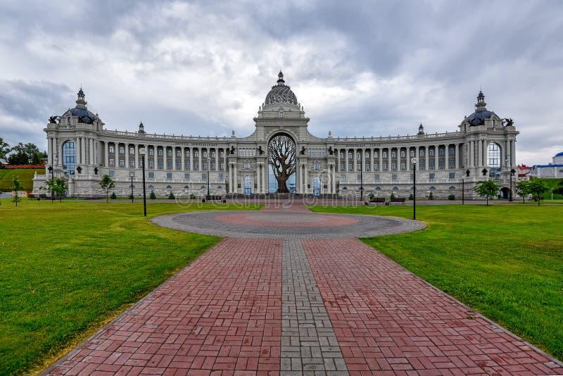 rolników Kazan pałac obraz stock