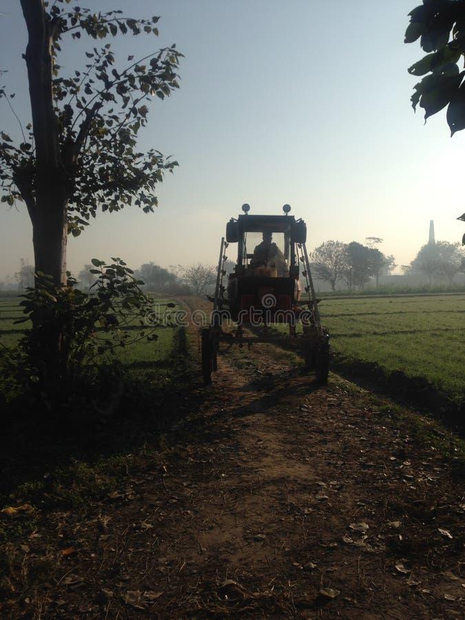 Rolnika życie zdjęcie royalty free