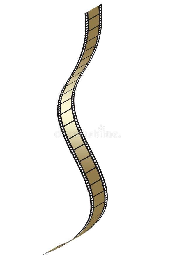 Rolo da película ilustração do vetor