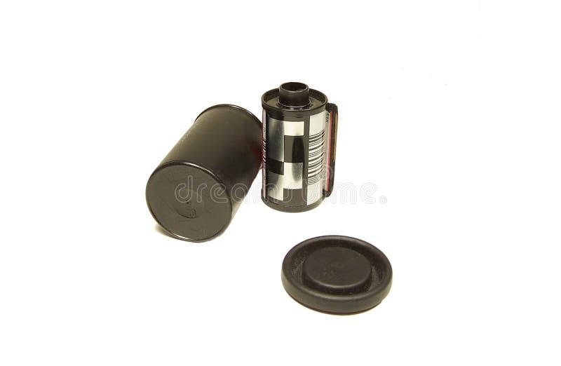 rolo de película de 35mm imagens de stock