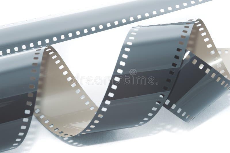 Rolo de película exposta de 35 mm fotos de stock royalty free