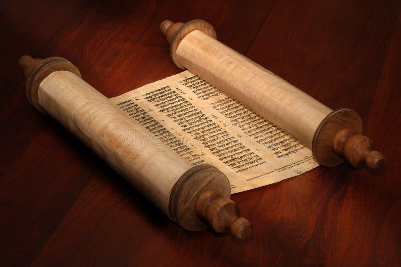 Rolos da Bíblia fotografia de stock royalty free