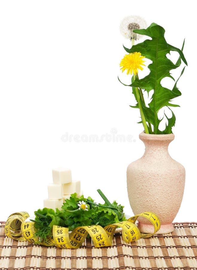 Rolos vegetais imagens de stock royalty free