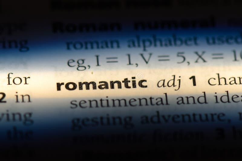 romântico fotografia de stock