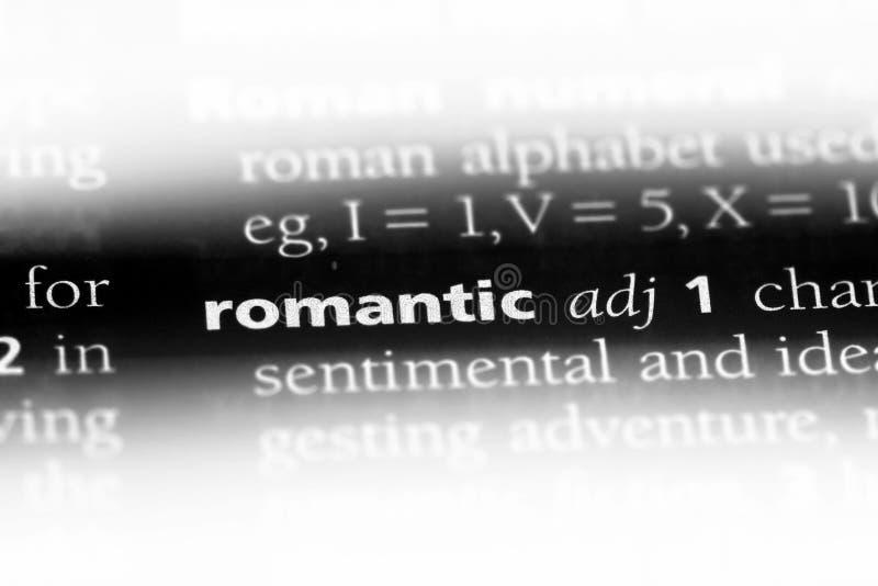 romântico foto de stock royalty free