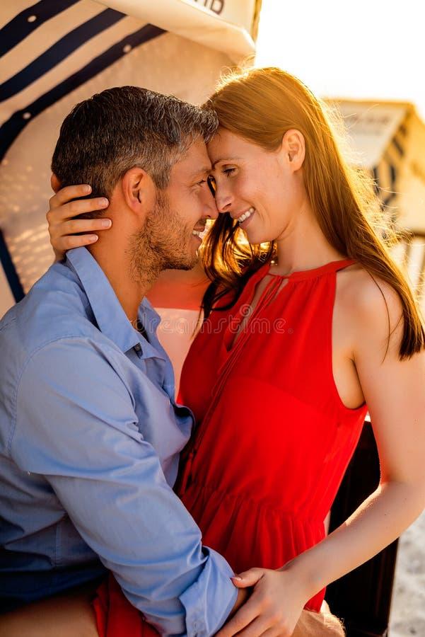 romântico foto de stock