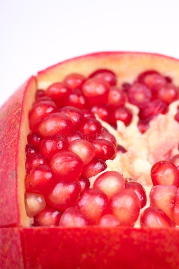 Download Romã madura vermelha foto de stock. Imagem de fruta, dieta - 16874316