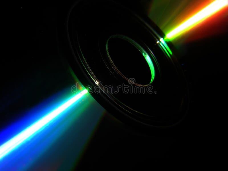 ROM CD fotografia stock