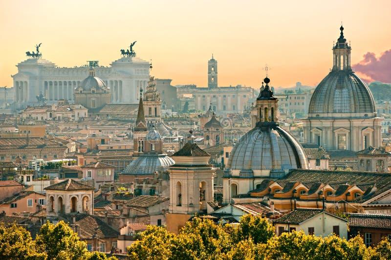 Rom, Italien. lizenzfreie stockbilder