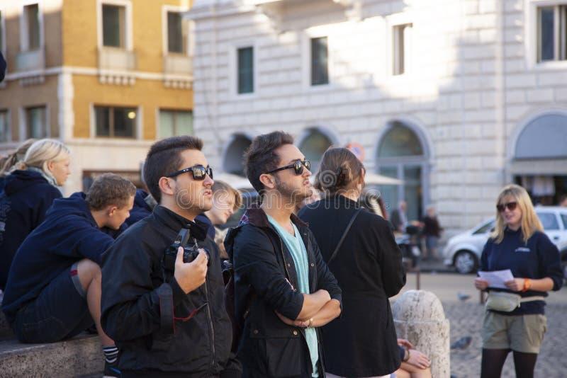 Em Italien Gruppe