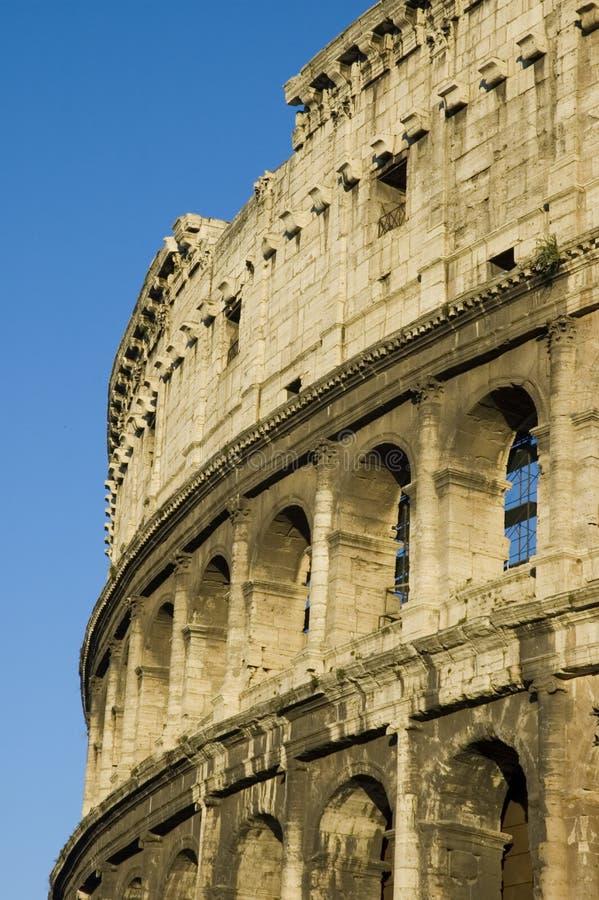 ROM, Kolosseum stockbild