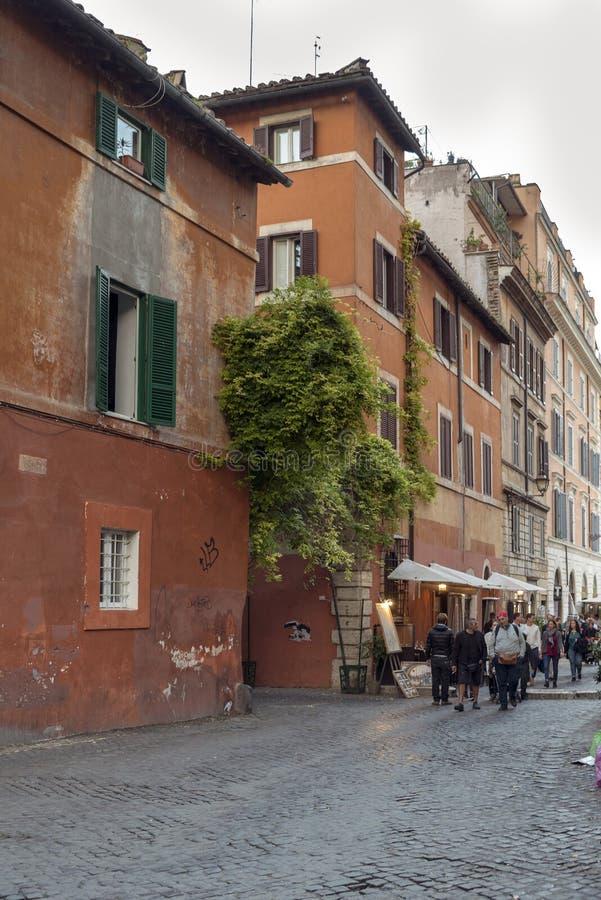 Rom Trastevere lizenzfreie stockfotografie