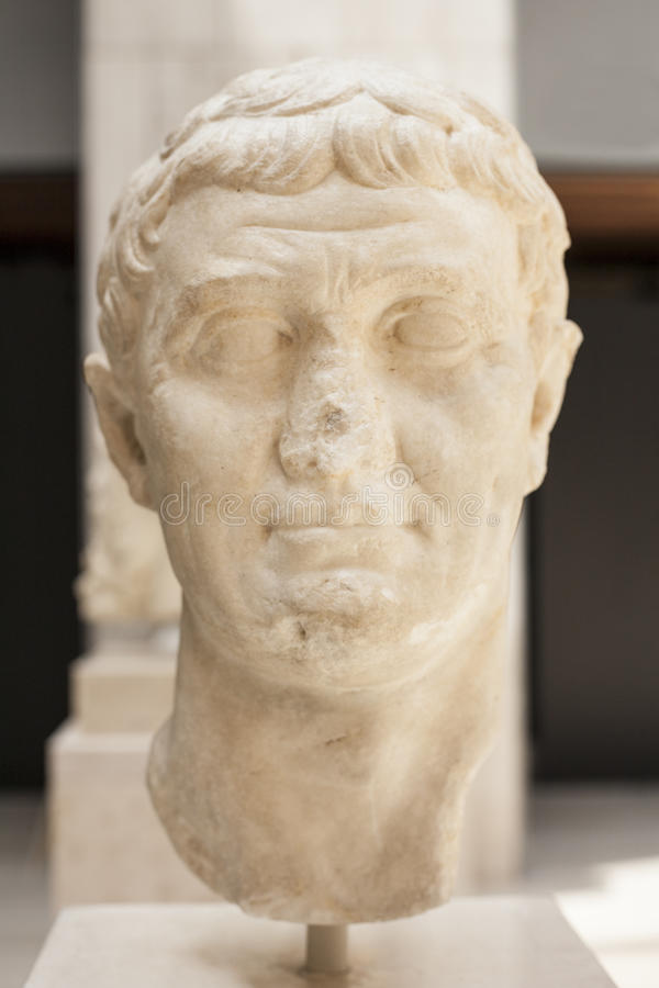 Romański Ogólny Mark Antony zdjęcie royalty free
