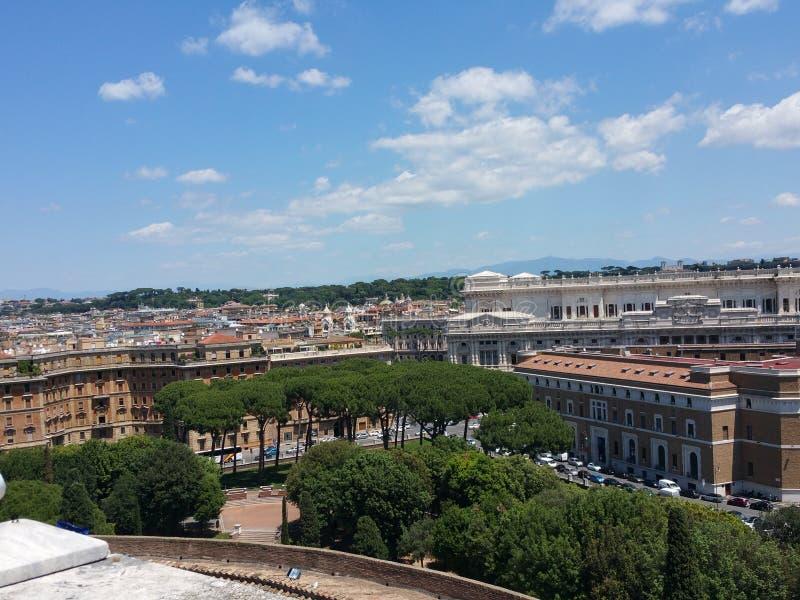Download Roma immagine stock. Immagine di tetto, roma, castello - 55365223