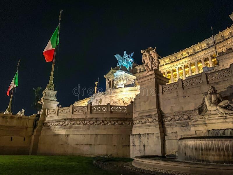 A Roma belamente encantador It?lia fotos de stock royalty free