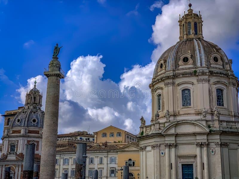 A Roma belamente encantador It?lia fotografia de stock