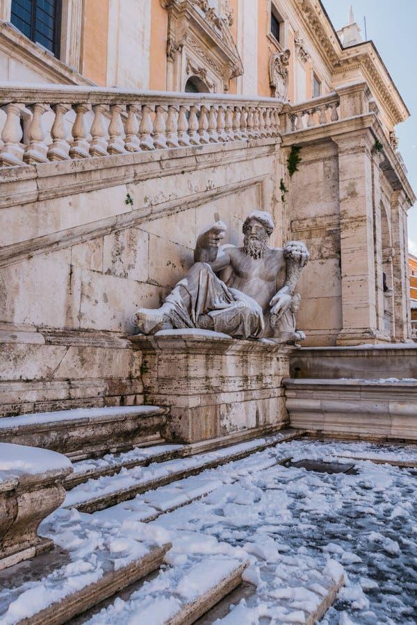 Roma blanca imágenes de archivo libres de regalías