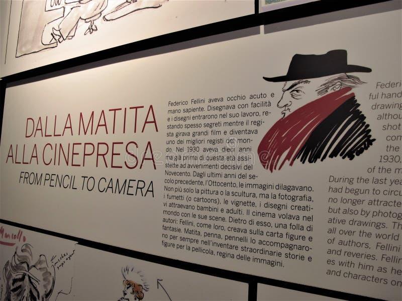 Roma, Cinecittà estudios imágenes de archivo libres de regalías