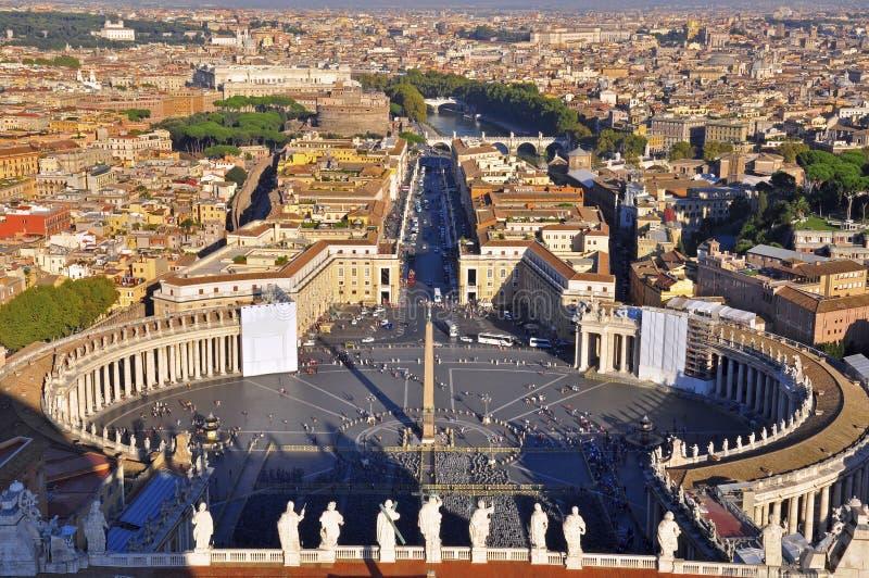 Roma, Ciudad del Vaticano imagen de archivo libre de regalías