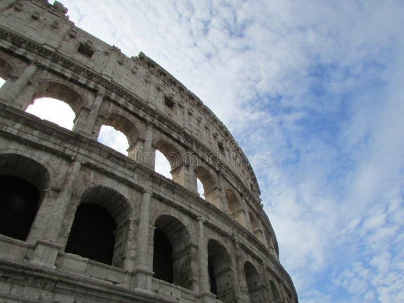 Roma Coloseum jesień zdjęcia stock
