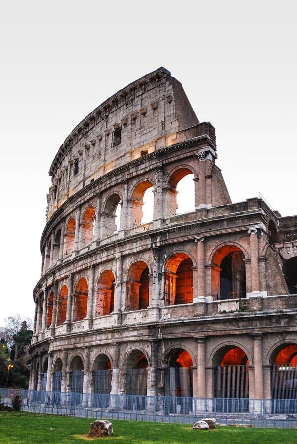 Roma, Colosseum imagem de stock