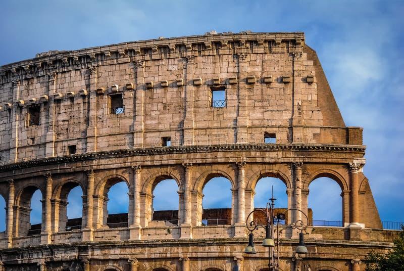 Roma, Colosseum imagens de stock