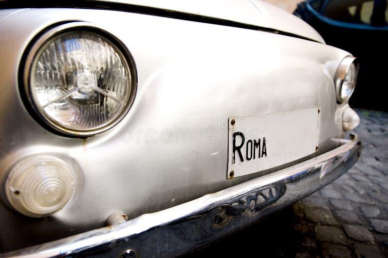 Roma d'argento immagine stock