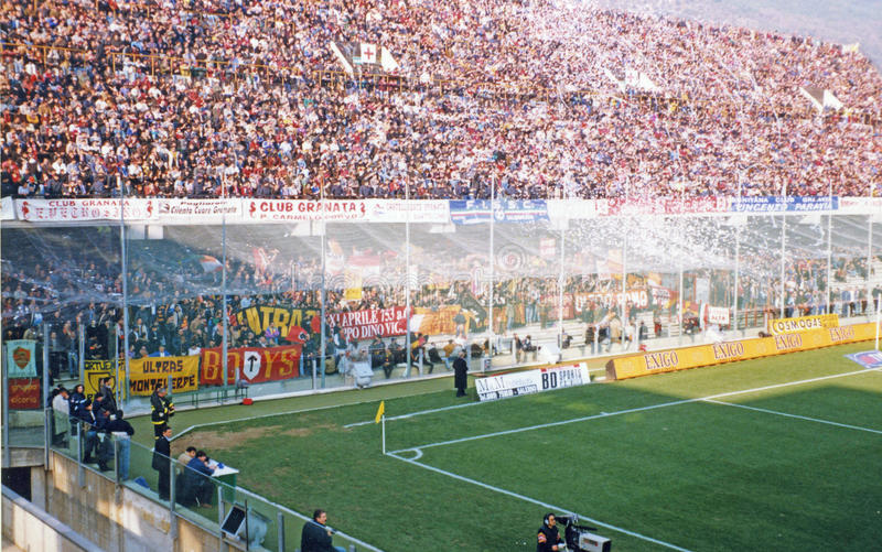 Roma dans le salerno image libre de droits