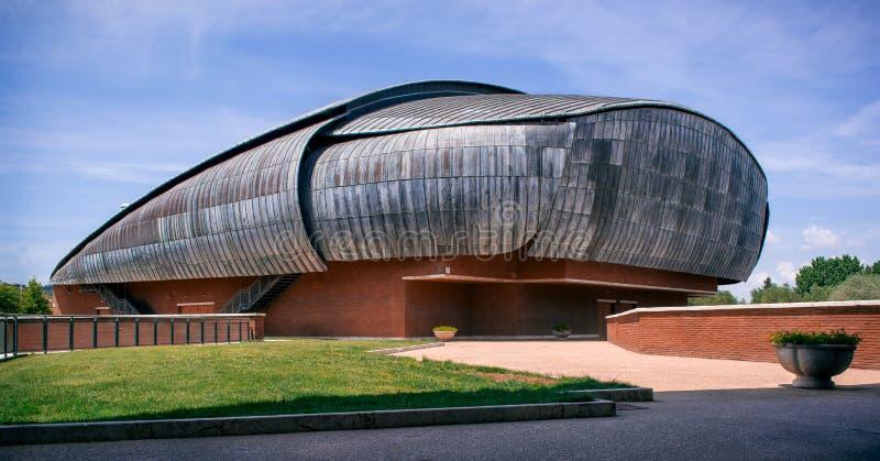 Roma, della Musica de Parco del auditorio foto de archivo libre de regalías