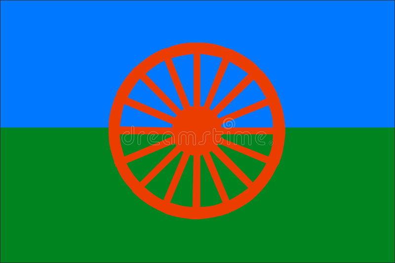 Download Roma Flag Royalty Free Stock Photography - Image: 3801167