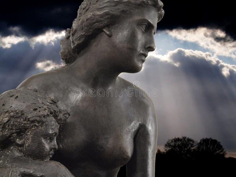 Roma-Италия - творческие общие gnuckx стоковая фотография rf