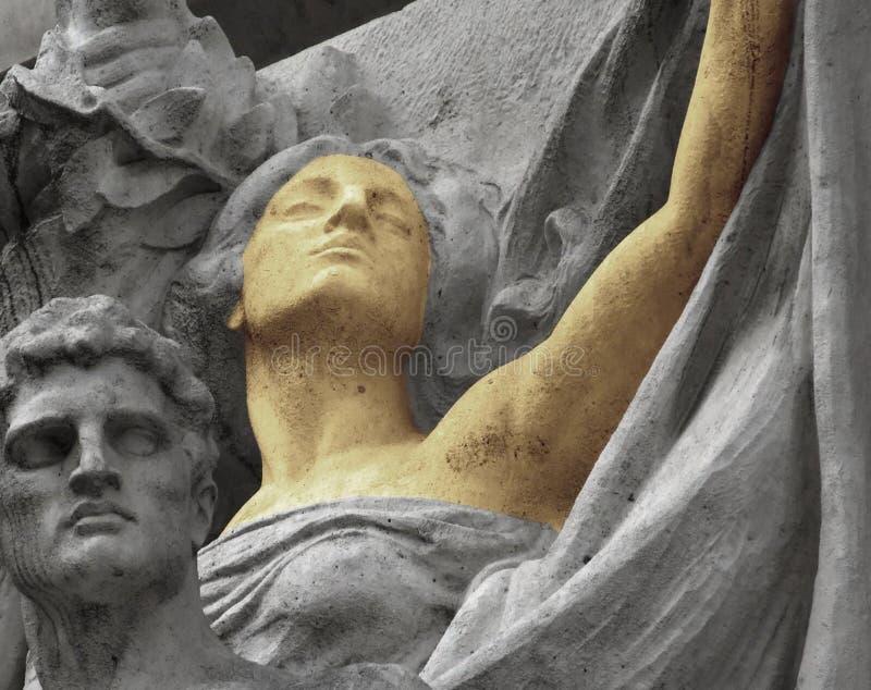 Италия Roma - творческие общие gnuckx стоковое изображение
