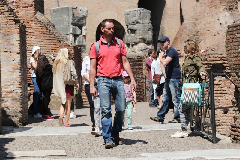 Roma histórica velha fotografia de stock