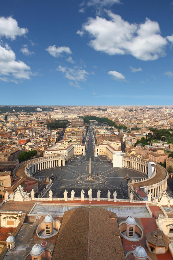 Roma, Italia imagen de archivo libre de regalías