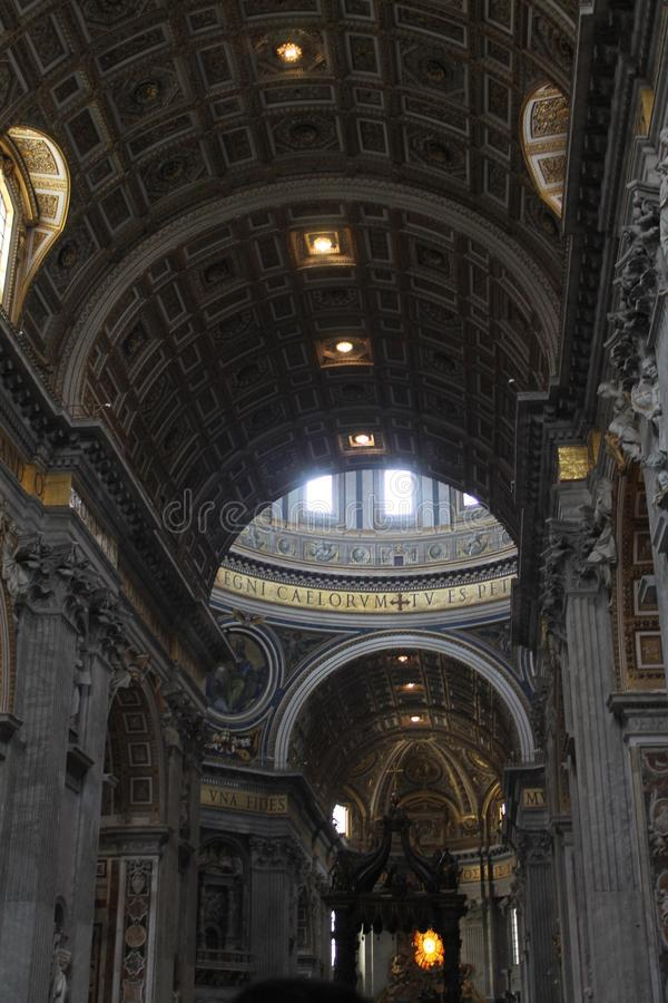 Roma Italia Ferris imagen de archivo