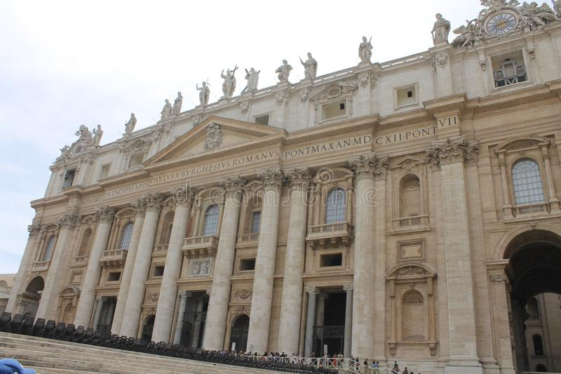 Roma Italia Ferris State imagen de archivo libre de regalías