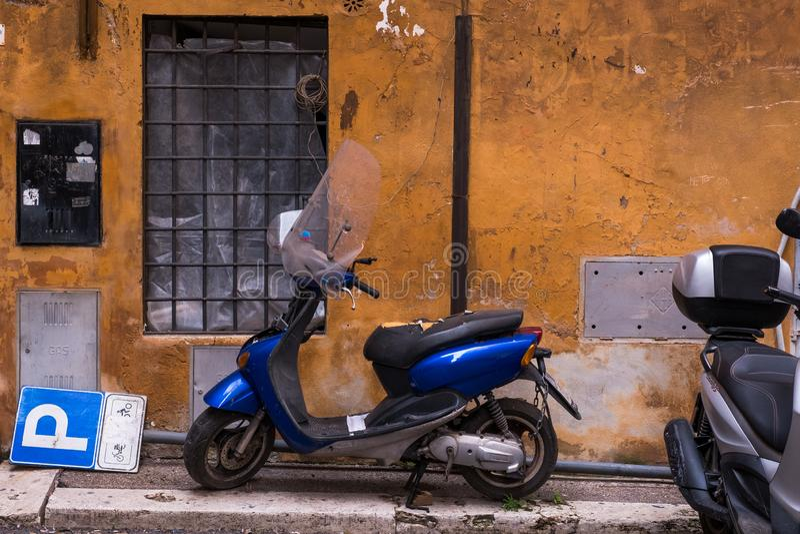 Roma, Latium, Italie images libres de droits