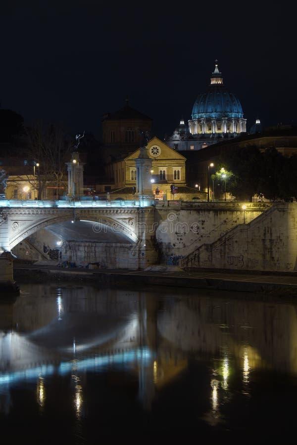 Roma, San Pedro imagenes de archivo