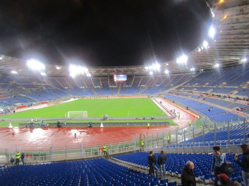 Roma Stadium lizenzfreies stockbild