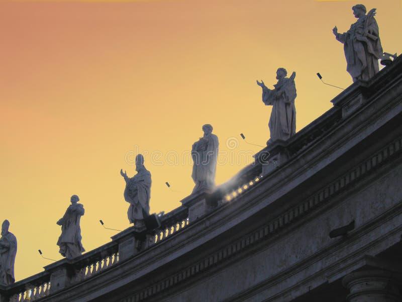 Roma - Vatican Immagini Stock Libere da Diritti