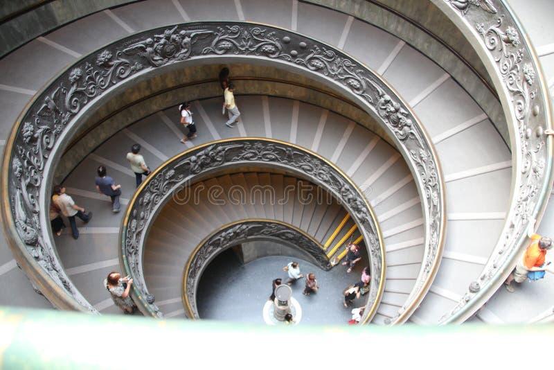 Roma Vatican Italy royaltyfri bild