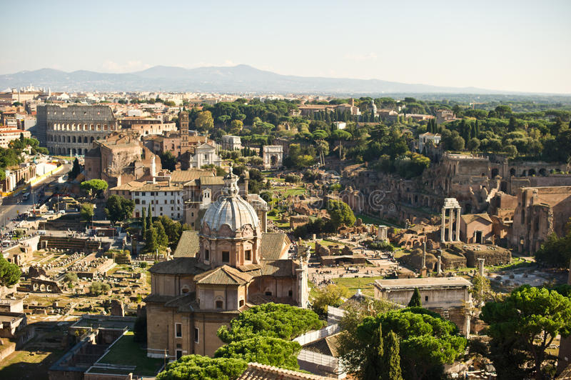 Roma stock images