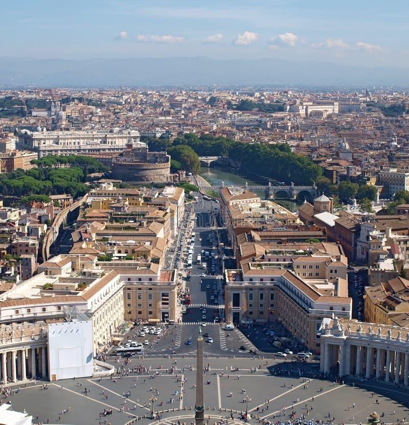 Download Roma Da Basílica De St Peter, Vatican Foto de Stock - Imagem de vatican, famoso: 29830188