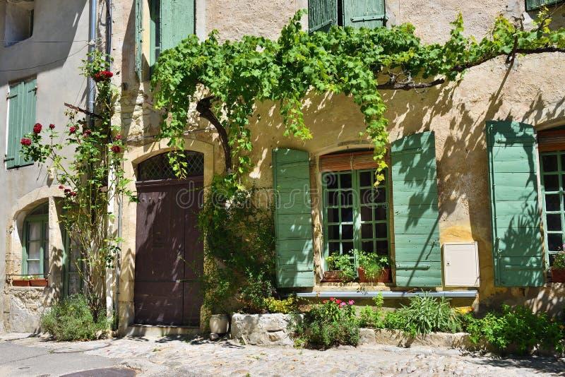 Romaine Ла Vaison, Провансаль, Франция стоковая фотография rf