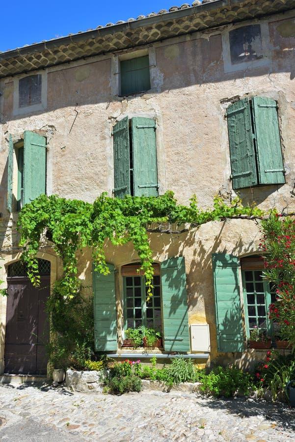 Romaine Ла Vaison, Провансаль, Франция стоковые фотографии rf