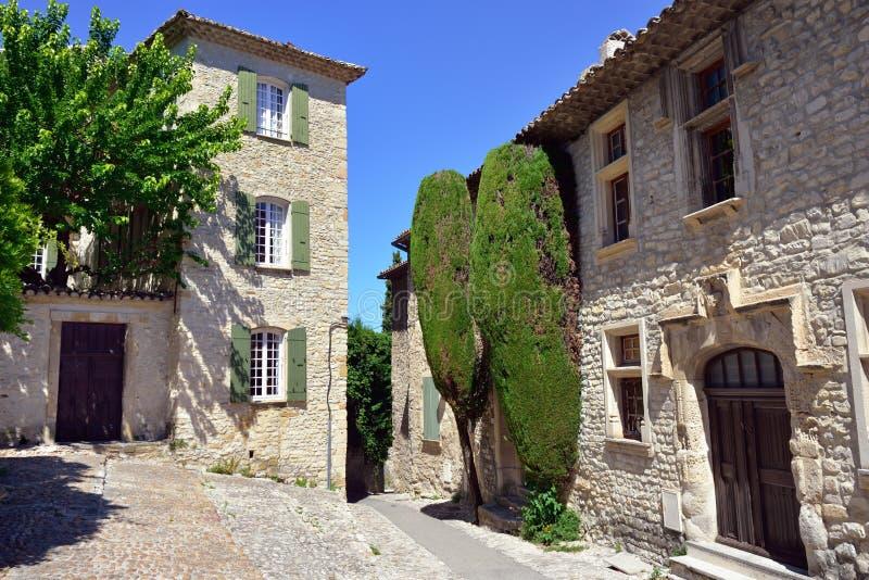 Romaine Ла Vaison, Провансаль стоковые фото