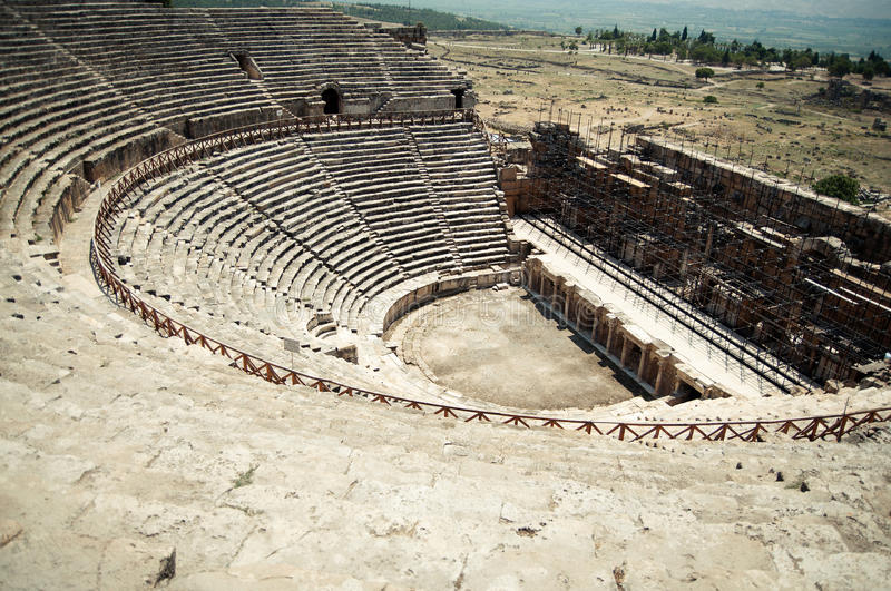 Download Roman Amphitheater Royalty Free Stock Images - Image: 26111259