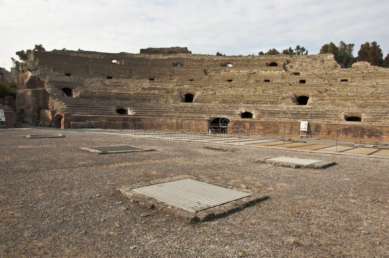 Download Roman amphitheatre stock photo. Image of roman, europe - 24158374